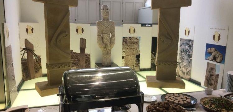 Brüksel'de Göbeklitepe ve Türk Mutfağının tanıtımı yapıldı
