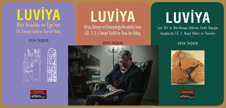 Luviya'nın yazarı Sefa Taşkın'la Luviler üzerine bir söyleşi
