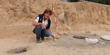 Hierapolis Antik Kentinde Frig dönemi bulgularına rastlandı