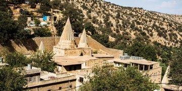 Ezidiler Laleş Tapınağında restorasyonun bitmesini istiyor
