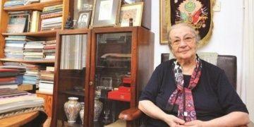 Usta Sanatçı Cahide Keskiner vefat etti