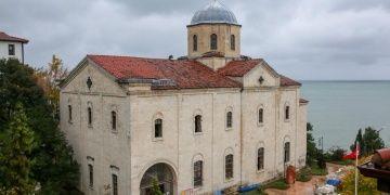 Ordudaki tarihi Taşbaşı Kilisesi kent müzesi olacak
