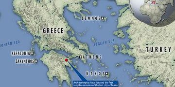 Troya esirlerinin kurduğu kayıp Tenea Antik Kenti bulundu iddiası