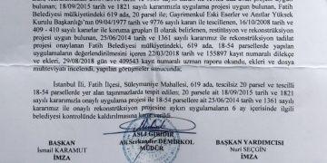 Süleymaniyede tuz koktu: Yıkması gereken belediye kaçak kat çıktı!