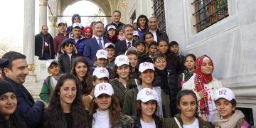 Topkapı Sarayı Müzesi öğrencilere kapılarını ders için açacak