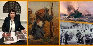 Ünlü Türk ressamlarının savaş resimlerinin hazin Avrupa macerası