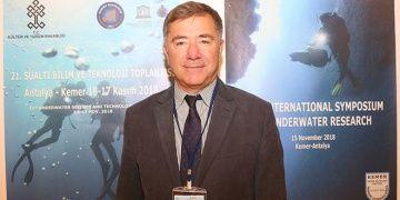 Doç. Dr. Hakan Öniz: Su altı arkeolojisinde Almanyanın 10 yıl önündeyiz