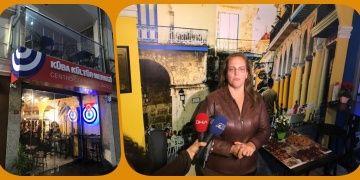 Küba Kültür Merkezinin dolandırıcılıkla icraya çıkarıldığı iddia edildi