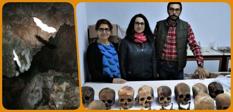 Türkiye'deki ilk mağaraiçi toplu mezar Alanya'da keşfedildi