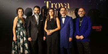 İzlenilmeyi hak eden Troya Hazineleri belgeselinin galası yapıldı