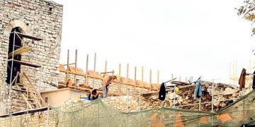 Uzmanlara göre Sur-u Sultani restorasyonu hatalı yapılıyor