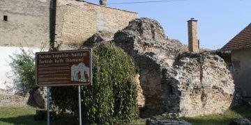Sırbistanda 440 yıldır ayakta durmayı başaran Osmanlı hamamı