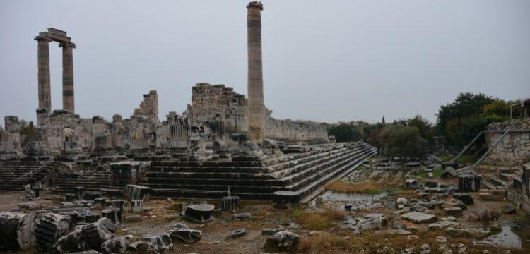Apollon Tapınağı'nda su sızıntısı var ama endişeye mahal yok