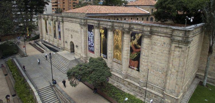 Kolombiya Bin Gün Savaşını Ulusal Müzesi Museo Nacionalde anlatıyor