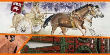 Gallerde ilk kez Keltlere ait savaş arabası mezarı bulundu