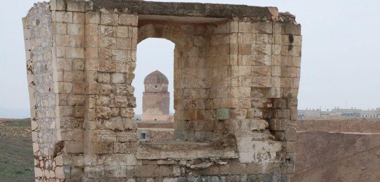Eyyubi Camisi de Hasankeyf Kültürel Park Alanına taşındı