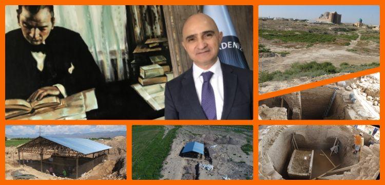 Prof. Dr. Eravşar: Orta Asya arkeolojisine yönelik bilgilerden uzağız