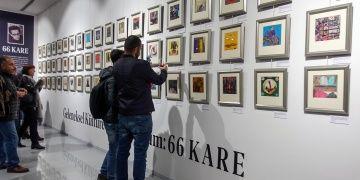 Beyoğlunun yeni sanat galerisi Taksim Sanat Resmemaneti ile açıldı