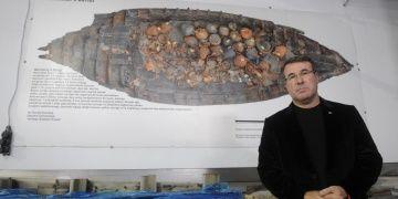 Prof. Dr. Ufuk Kocabaş Yenikapıdaki arkeolojik keşifleri anlatacak