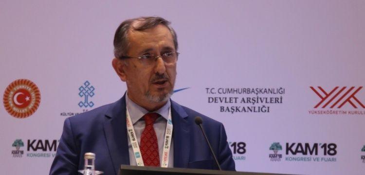 Nurullah İşler: Osmanlı arşivi 40'dan fazla ülkenin arşivi