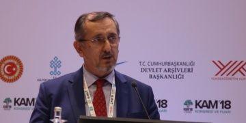 Nurullah İşler: Osmanlı arşivi 40dan fazla ülkenin arşivi