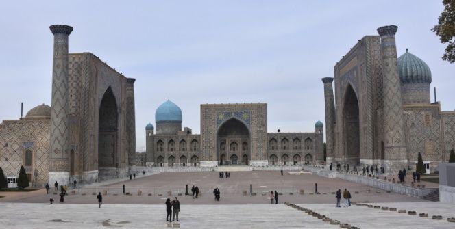 Tarih boyu medeniyetlerin rüyalarını süsleyen kent: Semerkant