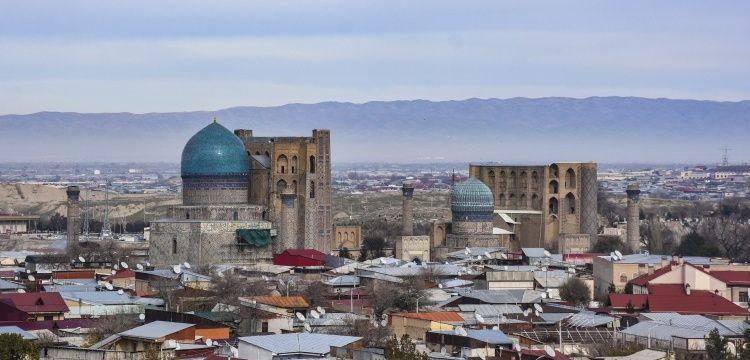 Semerkant'ın tarihi ve mimari güzellikleri