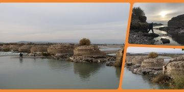 Batmandaki 40 ayaklı Bizans köprüsünün restorasyon planı hazır