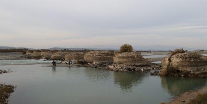 Batmanda restore edilecek Çok Ayaklı Köprü: Pepira Köprüsü