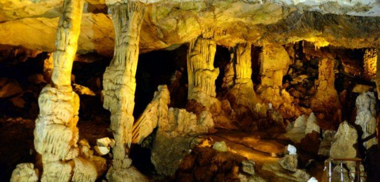 Ballıca mağarası Astım ve KOAH hastalarının şifa kapısı oldu