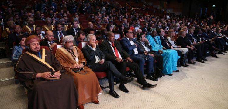 Dünya Turizm ve Kültür Konferansı başladı