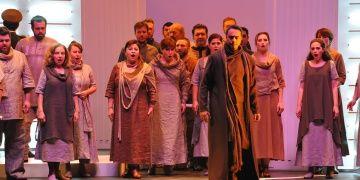Ninatta İstanbul Devlet Opera ve Balesi ile Süreyya Opera sahnesinde