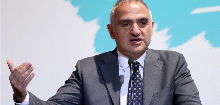 Bakan Ersoy: Tarihi Yarımada'yı A'dan Z'ye tekrar inceliyoruz