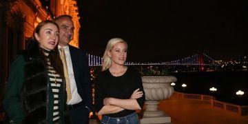 Elizabeth Banks: İstanbul çok hoş bir yer, İnanılmaz bir şehir!