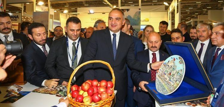 Travel Turkey İzmir 2018 başladı