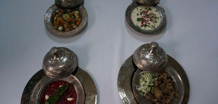 Osmanlı saray yemekleri Edirne restoranlarının menülerine girdi