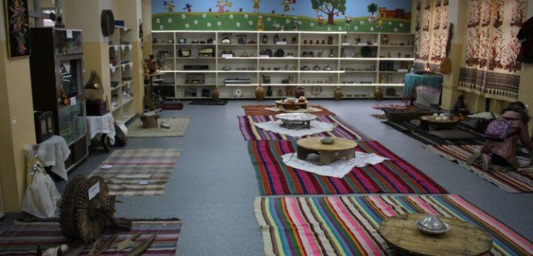 Suluovalı öğrenciler okulun boş sınıfına etnografya müzesi kurdu