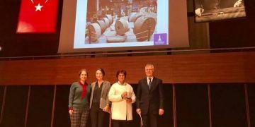 Köstem Zeytinyağı Müzesine 2018 Tarihe Saygı Ödülü verildi