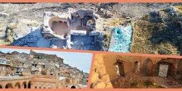 Mardin Kalesi ziyarete tarihi camisi ibadete açılacak