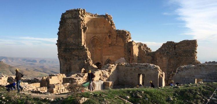 Mardin Kalesindeki 700 yıllık cami restore edilecek