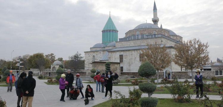 Konya Mevlana Müzesi ziyaretçi rekoru kıracak