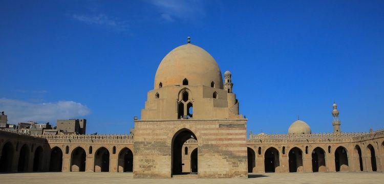 Mısırda Türk mirası: Ahmet Tolunoğlu Camisi