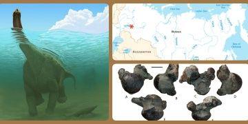 Rusyada 17 tonluk yeni dinozor türü keşfedildi