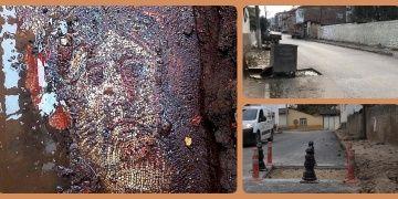 İznikteki mozaik haberleri iki ayrı makamdan kınandı