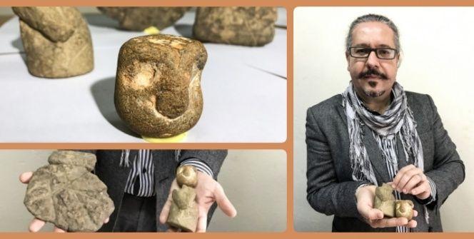 İstanbulun tarihini Taş Devrine kadar götüren arkeolojik eserler