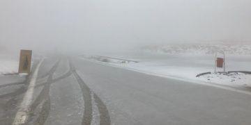 Nemrut Dağı harabeleri mart ayına kadar turizme kapandı