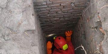 Kırklarelide bir tarlada su kuyusu ve tüneller bulundu
