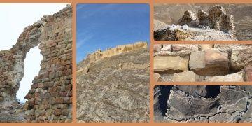 Bayburt Kalesinde en az 2400 yıllık tapınım alanı keşfedildi