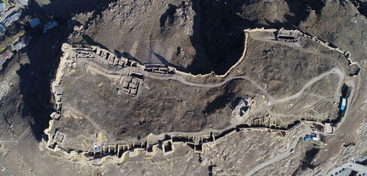 Bayburt Kalesinde yörenin tarihine ilişkin yeni bulgular elde edildi