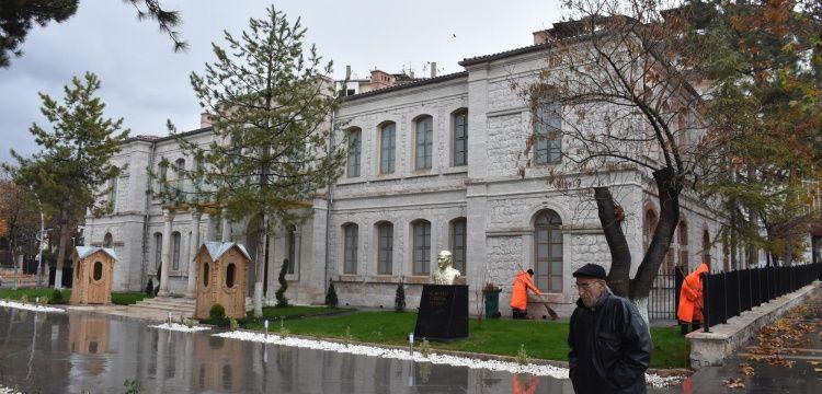 Malatyada tarihi askerlik şubesi kent müzesine dönüşecek